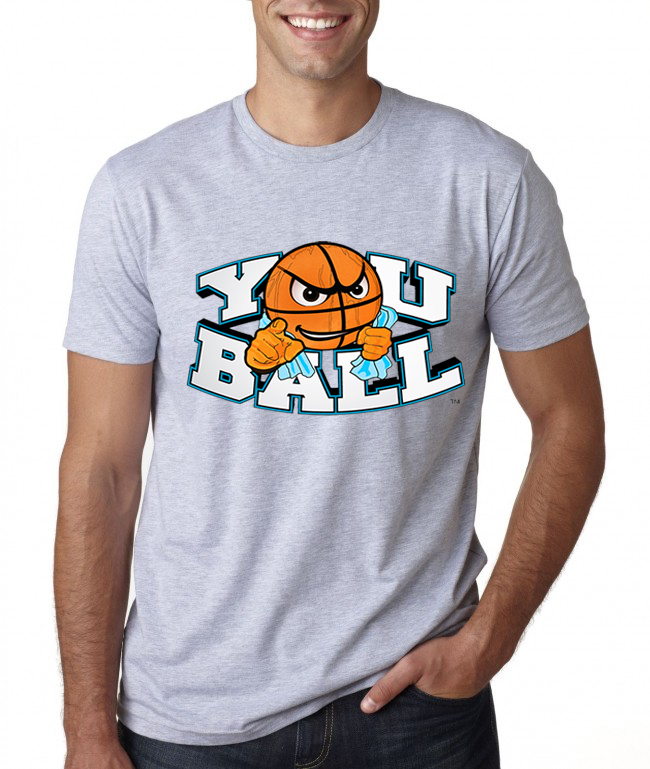 YouBall Training male t-shirt