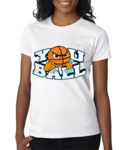 YouBall Training Women's T-Shirt