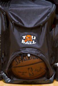 YouBall Training Basketball Bag