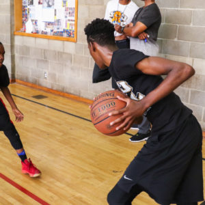 High School Basketball Training