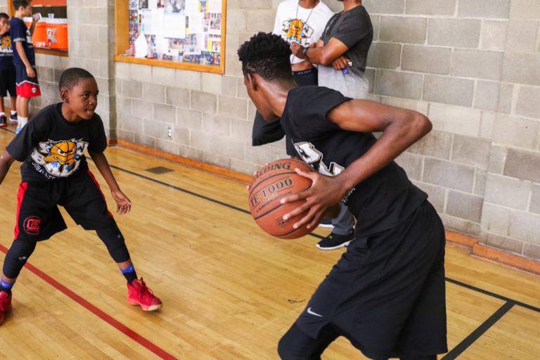 High School Basketball Training
