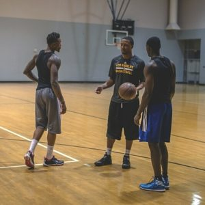 College Professional Basketball Training